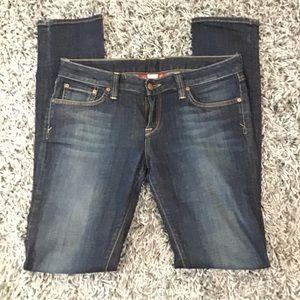 Lucky Brand Jeans Lola Skinny Size 28/6